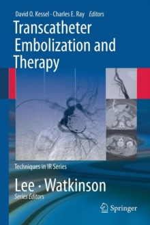 Transcatheter Embolization and Therapy, Paperback / softback Book