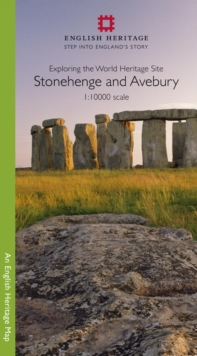 Stonehenge and Avebury 1:10000 Map : Exploring the World Heritage Site, Sheet map Book