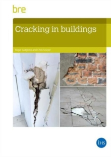 Cracking in Buildings : BR292 2e, Paperback Book