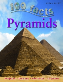 100 Facts - Pyramids, Paperback / softback Book