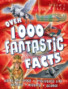 Over 1000 Fantastic Facts, Paperback Book