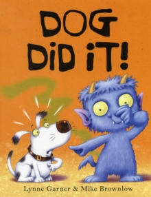 Dog Did It!, Paperback Book