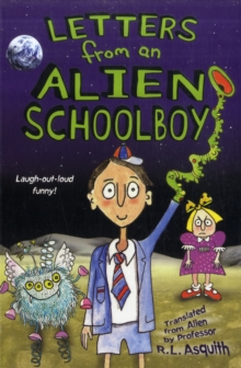 Letters From an Alien Schoolboy, Paperback Book