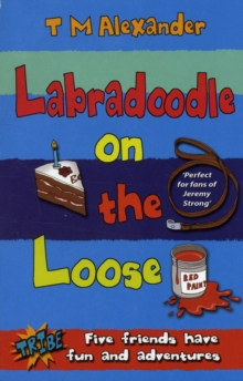 Labradoodle on the Loose, Paperback Book