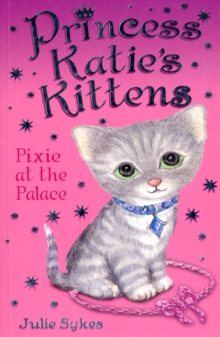 Pixie at the Palace, Paperback Book