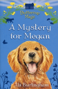 A Mystery for Megan, Paperback Book