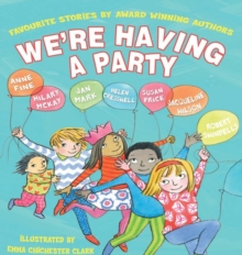 We're Having a Party!, Paperback Book