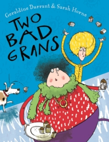 Two Bad Grans, Paperback Book