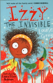Izzy the Invisible, Paperback Book