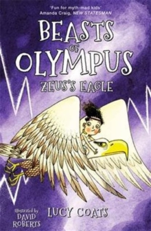 Beasts of Olympus 6: Zeus's Eagle, Paperback Book