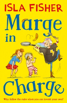 Marge in Charge, Paperback Book