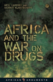 Africa and the War on Drugs, Paperback / softback Book