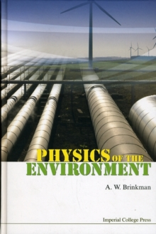Physics of the Environment, Hardback Book