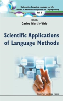 Scientific Applications Of Language Methods, Hardback Book