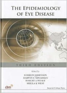 Epidemiology Of Eye Disease, The (Third Edition), Hardback Book