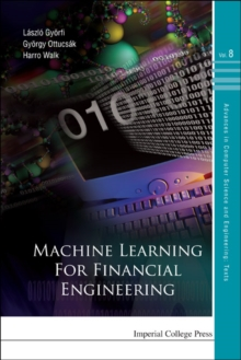 Machine Learning For Financial Engineering, Hardback Book