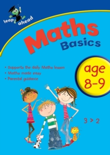 Maths Basics 8-9, Paperback Book