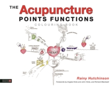 The Acupuncture Points Functions Colouring Book, Paperback Book
