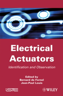 Electrical Actuators : Applications and Performance, Hardback Book