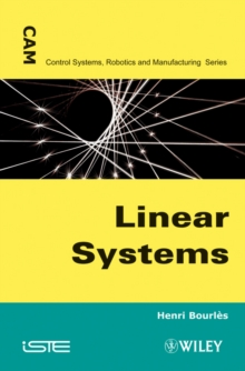 Linear Systems, Hardback Book