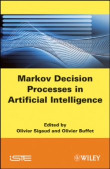 Markov Decision Processes in Artificial Intelligence, Hardback Book