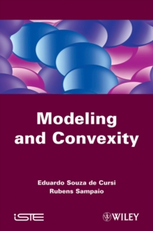 Modeling and Convexity, Hardback Book