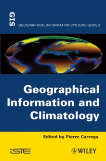 Geographical Information and Climatology, Hardback Book