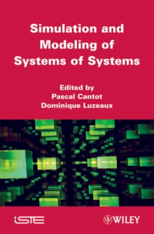 Simulation and Modeling of Systems of Systems, Hardback Book
