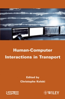 Human-Computer Interactions in Transport, Hardback Book