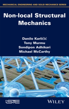 Non-local Structural Mechanics, Hardback Book