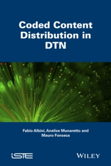 Coded Content Distribution in DTN, Hardback Book