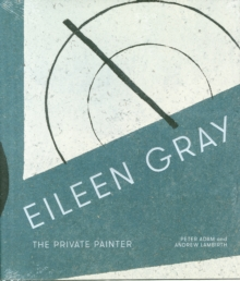 Eileen Gray : The Private Painter, Hardback Book