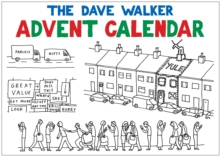 The Dave Walker Advent Calendar, Spiral bound Book