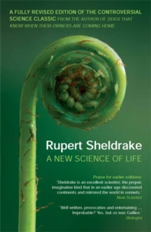 A New Science of Life, Paperback / softback Book