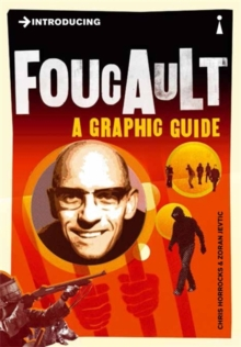Introducing Foucault : A Graphic Guide, Paperback Book