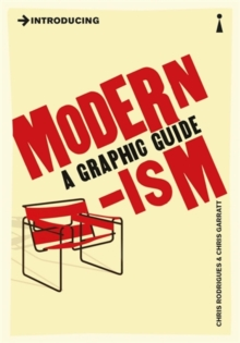 Introducing Modernism : A Graphic Guide, Paperback Book