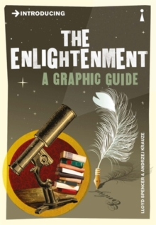 Introducing the Enlightenment : A Graphic Guide, Paperback / softback Book