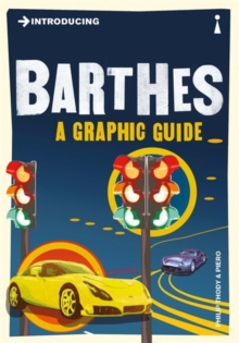 Introducing Barthes : A Graphic Guide, Paperback / softback Book