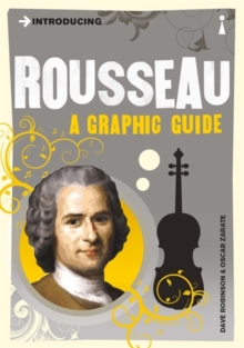 Introducing Rousseau : A Graphic Guide, Paperback / softback Book