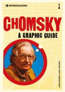 Introducing Chomsky : A Graphic Guide, Paperback Book