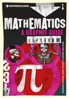 Introducing Mathematics : A Graphic Guide, Paperback / softback Book
