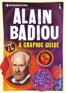 Introducing Alain Badiou : A Graphic Guide, Paperback / softback Book