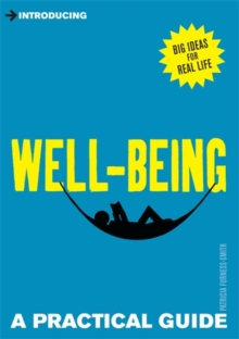Introducing Well-Being : A Practical Guide, Paperback Book