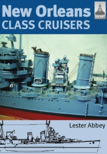 New Orleans Class Cruisers, Paperback / softback Book