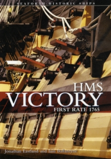 HMS Victory - First-Rate, Paperback Book