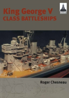 King George V Class Battleships, Paperback Book