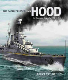 The Battleship Cruiser HMS Hood, Paperback Book