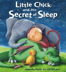 Little Chick and the Secret of Sleep, Paperback Book
