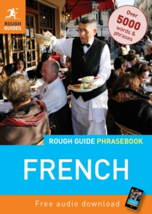 Rough Guide Phrasebook: French, Paperback Book