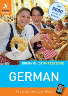 Rough Guide Phrasebook: German, Paperback Book
